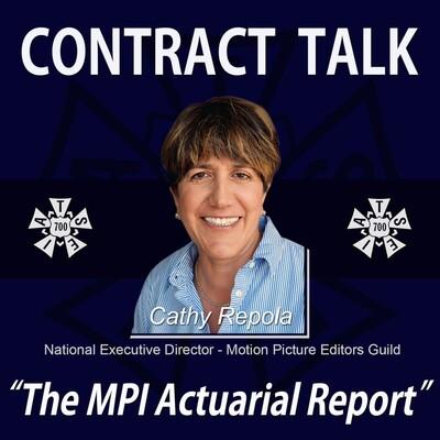 Local 700 2018 Contract Talk - The MPI Actuarial Report