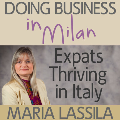 Podcast – Doing Business in MilanMaria Lassila