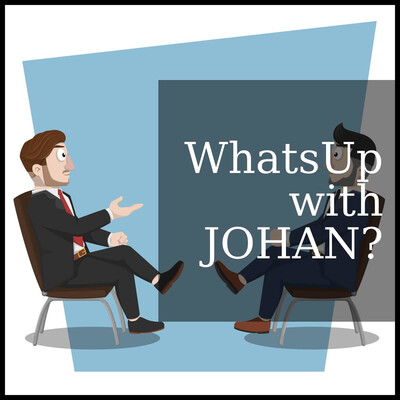 Whatsup with Johan?