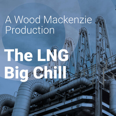 WOOD MACKENZIE - The LNG Big Chill