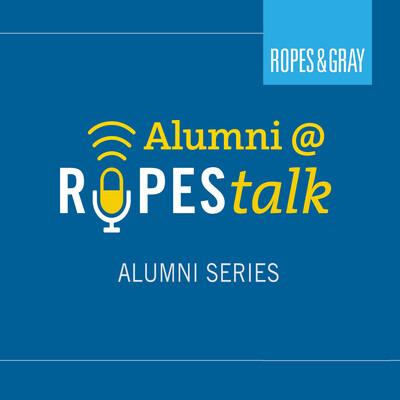 Alumni @ RopesTalk: Conversation with Jason Idilbi, Passport