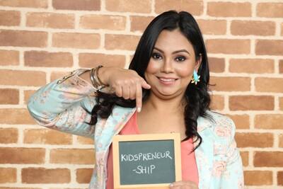 Kidspreneurship Talk By Swati