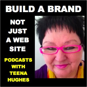 Easy Content Marketing to Build A Brand With Teena Hughes