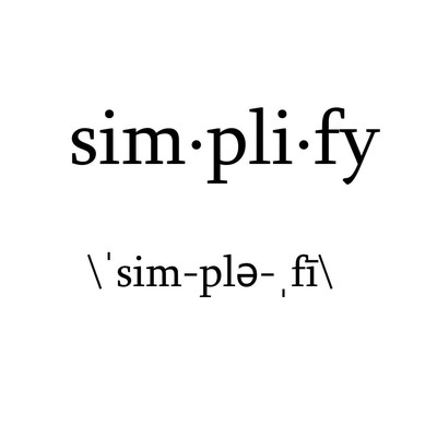 Simplify Podcast