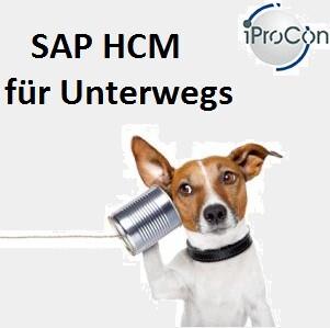 SAP HCM fuer Unterwegs