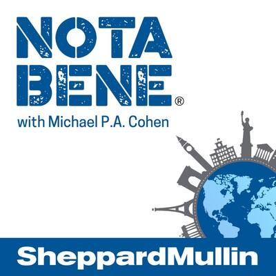 Sheppard Mullin's Nota Bene