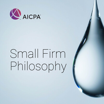 Small Firm Philosophy podcast