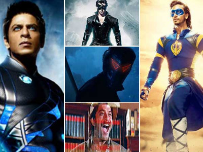 Episode 7: Superhero's of Bollywood : Did we get a good one?