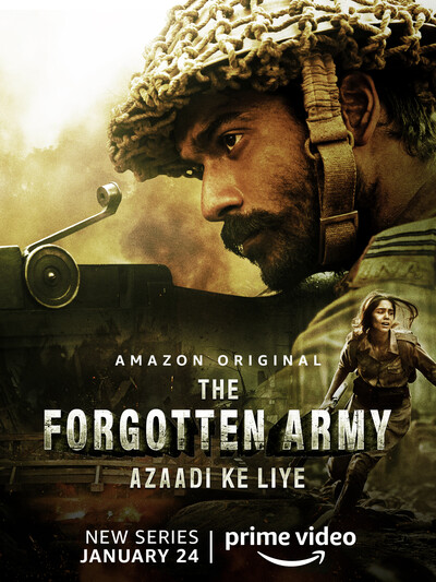 Episode 4 : The Forgotten Army - Azaadi ke liye