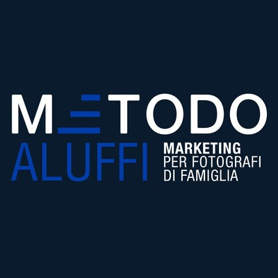 METODO ALUFFI Marketing Per Fotografi.