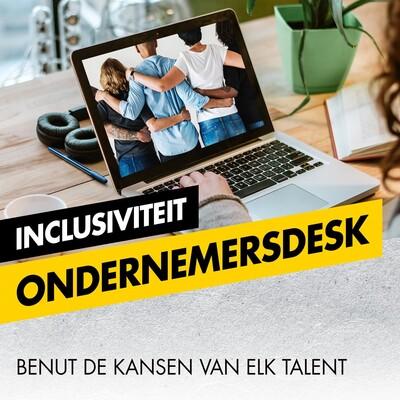 Ondernemersdesk | Inclusiviteit | BNR