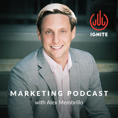 Ignite Digital Marketing Podcast | Marketing Growth Tips | Alex Membrillo