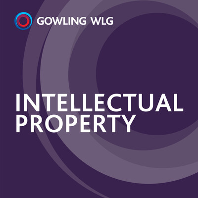 Intellectual property - Gowling WLG