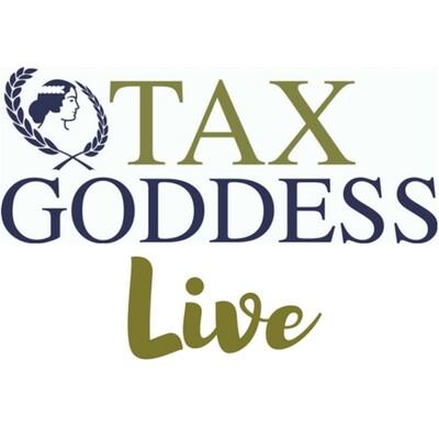 TaxGoddess Live's Podcast