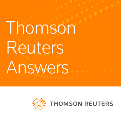 Thomson Reuters Answers