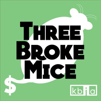 Three Broke Mice