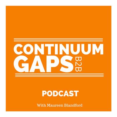 B2B Continuum Gaps podcast