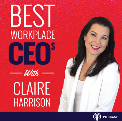 Best Workplace CEOs with Claire Harrison