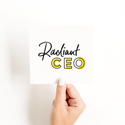 Radiant CEO Podcast by Haley Burkhead and Liz White