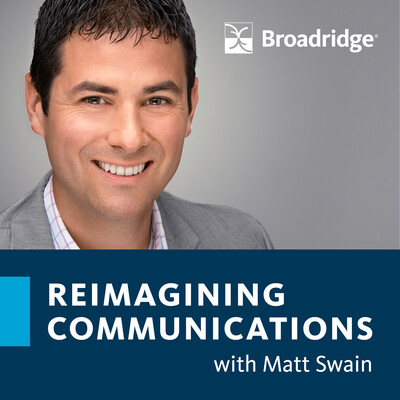 Reimagining Communications with Matt Swain