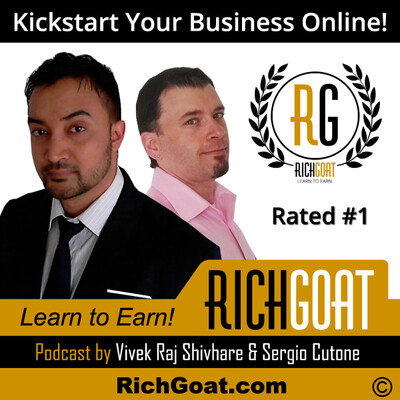 Rich Goat   Internet Marketing Training - Learn to Earn Online!