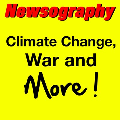 Daily Climate Change, War and More!