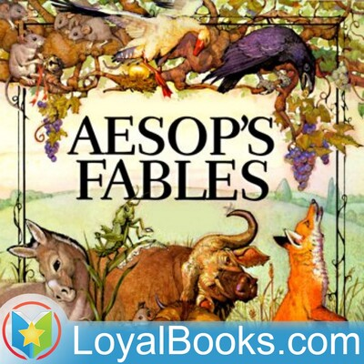 Aesops Fables in Russian by Aesop