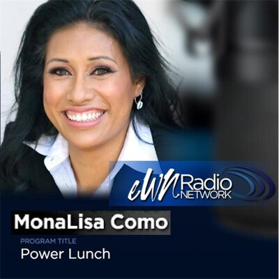 Power Lunch with MonaLisa Como