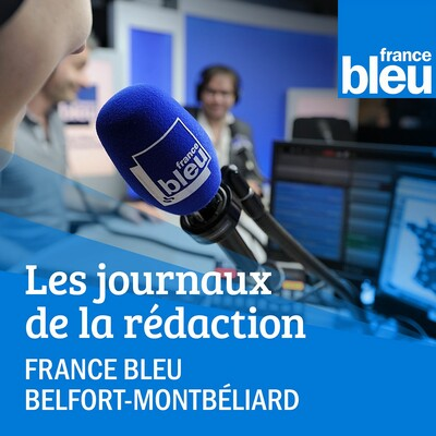 Le journal de France Bleu Belfort Montbéliard