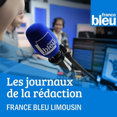Le journal de France Bleu Limousin