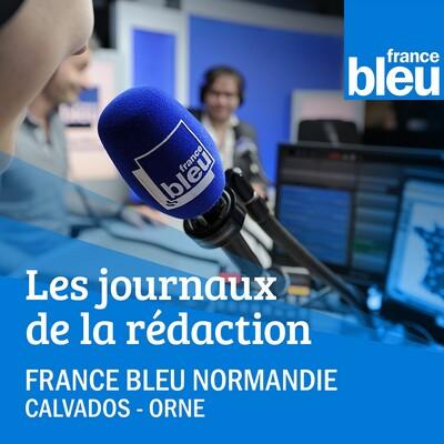 Journal de 8h de France Bleu Normandie Caen