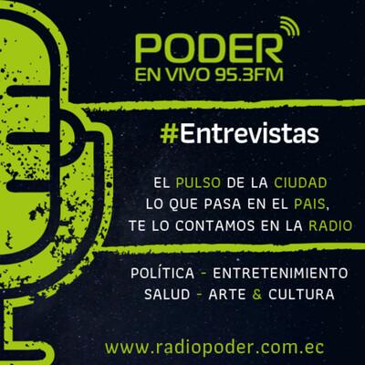 Entrevistas - Radio Poder 95.3 FM