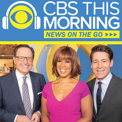 CBS This Morning - News on the Go