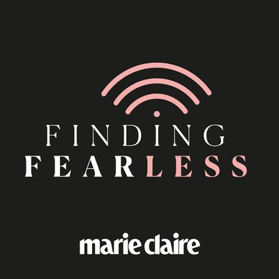 Finding Fearless with marie claire
