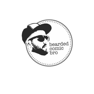 Bearded Comic Bro Comic Podcast