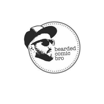 Bearded Comic Bro Comic Podcast
