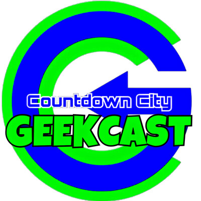 Countdown City Geekcast