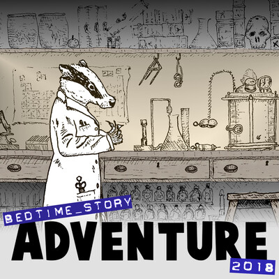 Bedtime Story: Adventure 2018