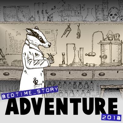 Bedtime Story: Adventure 2018