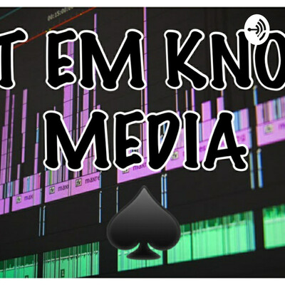 LETEMKNOW MEDIA PRESENTS NOISE AT THE PODIUM AND THE BAD BROZ PODCAST