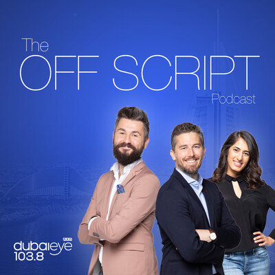 Off Script with Chris, Robbie & Sonal