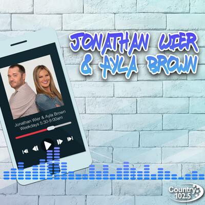 Jonathan Wier & Ayla Brown Podcast