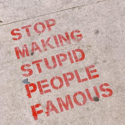 Stupid Things for Stupid People
