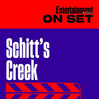 EW On Set: Schitt's Creek