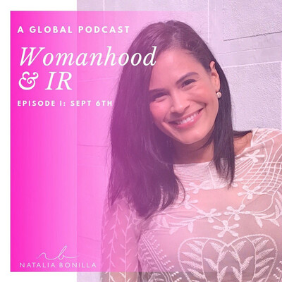 Womanhood and International Relations Podcast