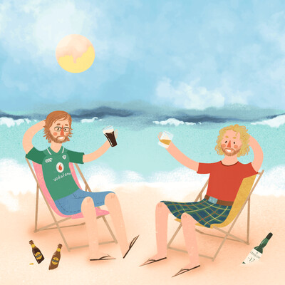 Celts in the Caribbean