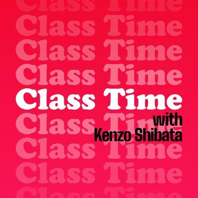 Class Time with Kenzo Shibata