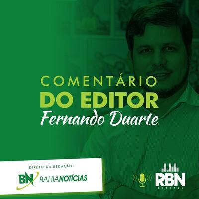 Comentário do Editor - Fernando Duarte