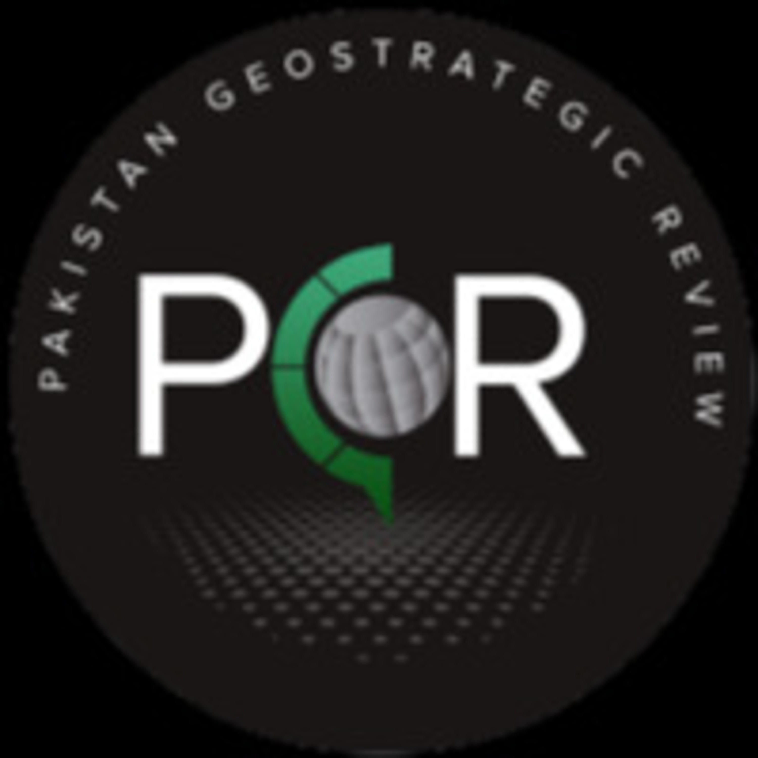 Pakistan Geostrategic Review