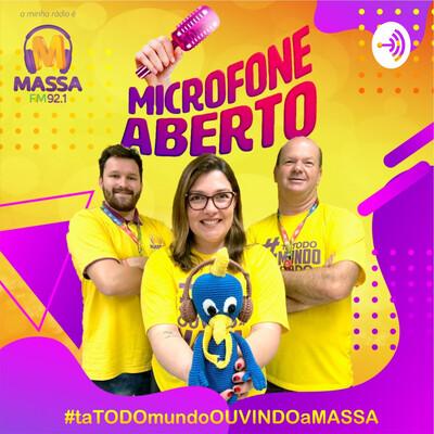 Programa Microfone Aberto | Massa FM Lages